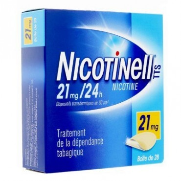 Nicotinell Patch 21mg/24H