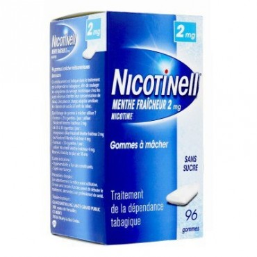 Nicotinell Gomme 2mg